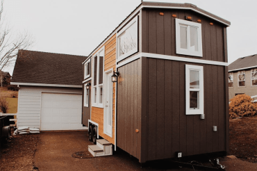 Tiny Home Exterior Architecture