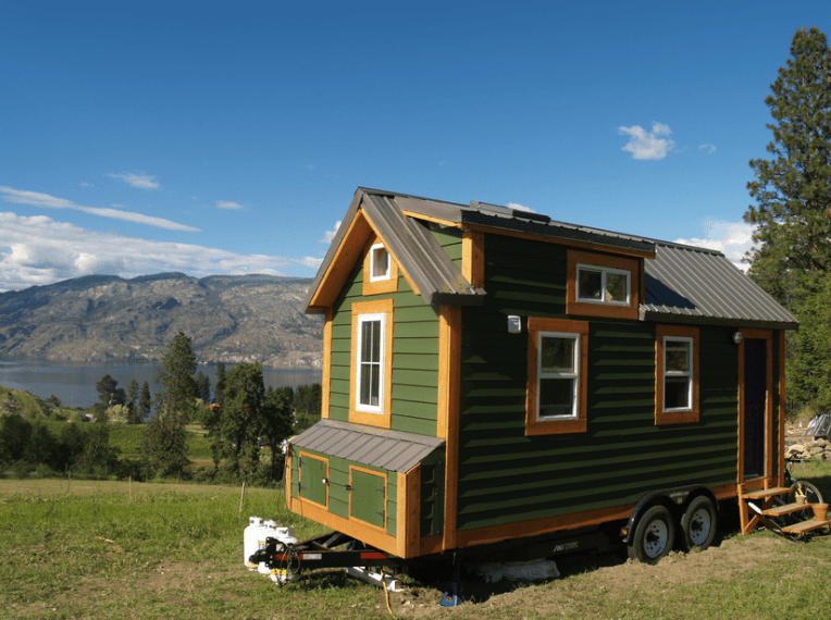 Tiny Home Architecture