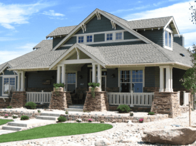 Craftsman Architectural Style 3-min