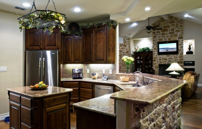 The Best Kitchen Remodeling Contractors In San Antonio Before After Photos
