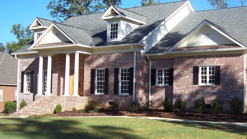 The Best Custom Home Builders In Alabama Before After Photos