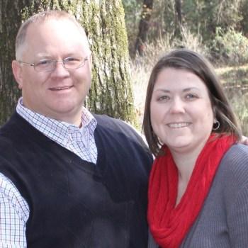 Ross & Amy McBroome
