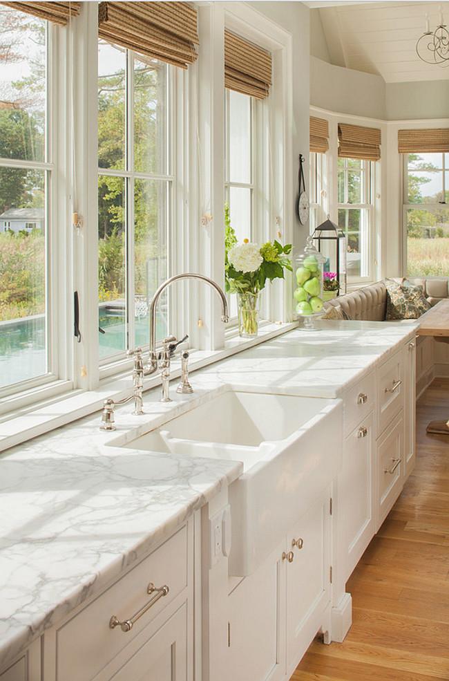 Farmhouse Kitchen Renovation - Home Bunch Interior Design ... on Kitchen Sink Ideas  id=97272
