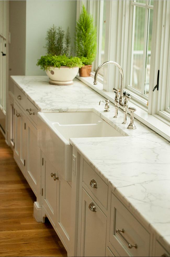 Farmhouse Kitchen Renovation - Home Bunch Interior Design ... on Kitchen Farmhouse Granite Countertops  id=35993