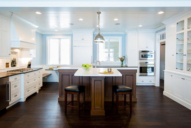 T Shaped Island Kitchen Designs