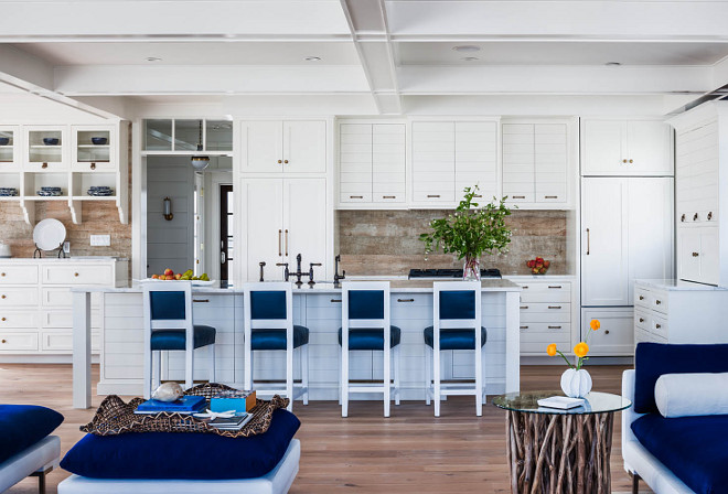 Longport Beach Cottage With Coastal Interiors Home Bunch