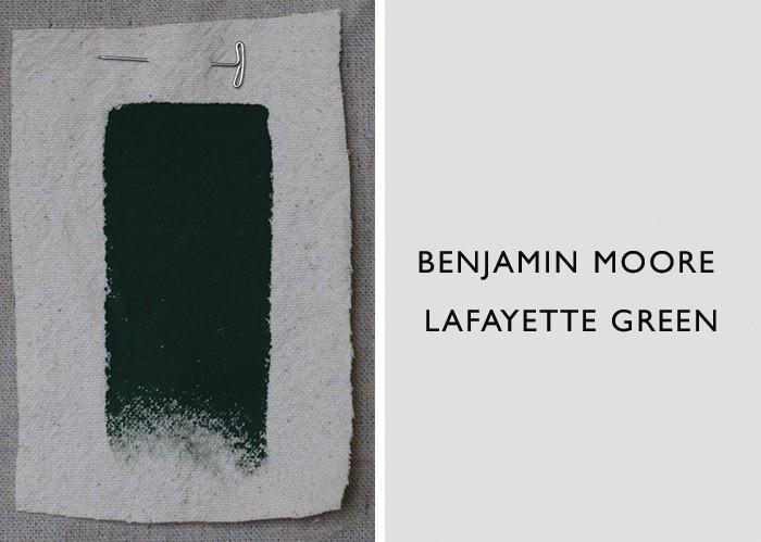 Best Jade and Celadon Green Paint Colors, Benjamin Moore Lafayette Green
