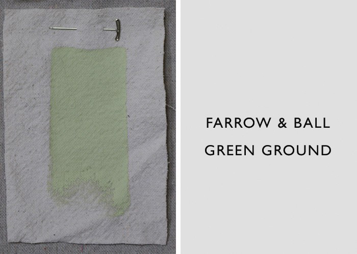 Best Jade and Celadon Green Paint Colors, Farrow & Ball Green Ground