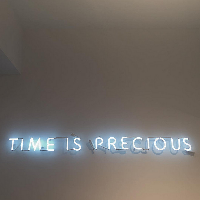 Time is Precisous