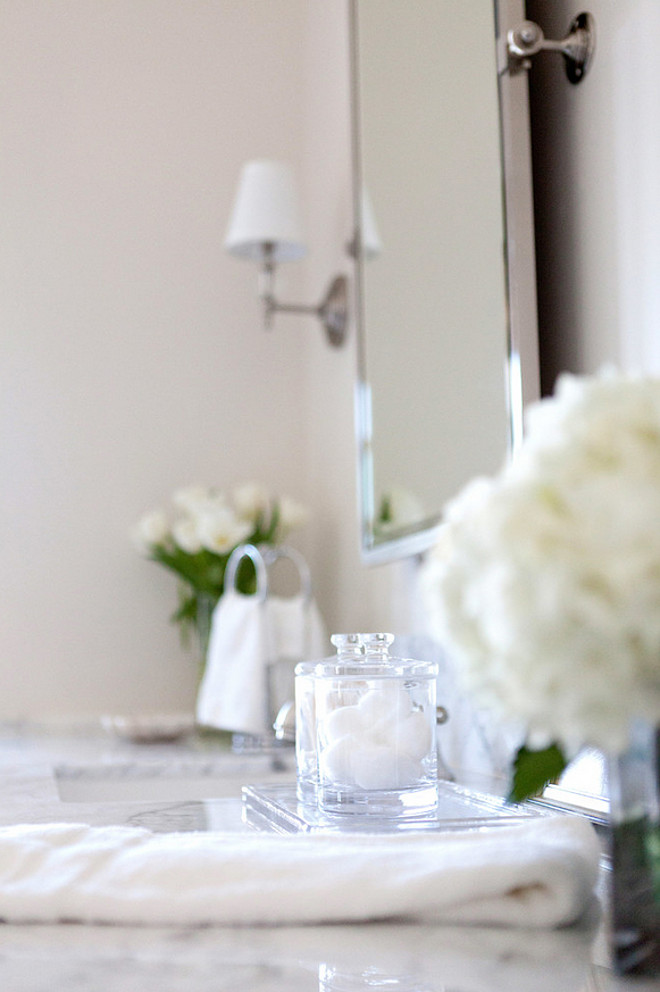 Neutral Modern Farmhouse Kitchen & Bathroom - Home Bunch ... on Countertop Decor  id=37713