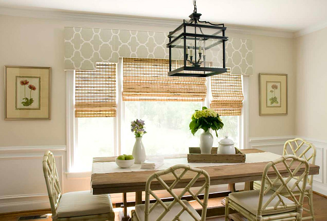 The Best Blinds And Shades For Dining Rooms Home Bunch Interior Design Ideas