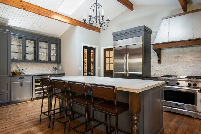 industrial farmhouse interiors for a family of 5 home on industrial farmhouse paint colors id=45681