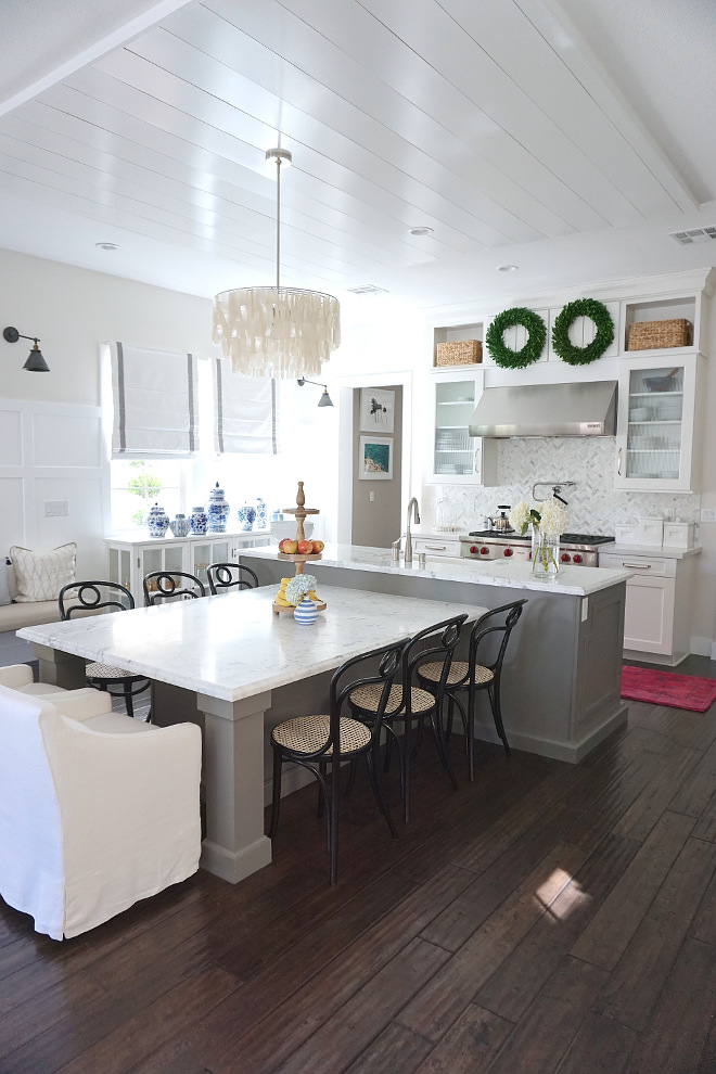 Different Shaped Kitchen Islands