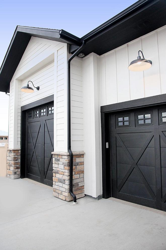 Beautiful Homes of Instagram - Home Bunch Interior Design ... on Garage Door Color  id=73466