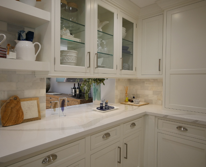 Benjamin Moore White Dove. Benjamin Moore White Dove. Benjamin Moore White Dove #BenjaminMooreWhiteDove Waterview Kitchens