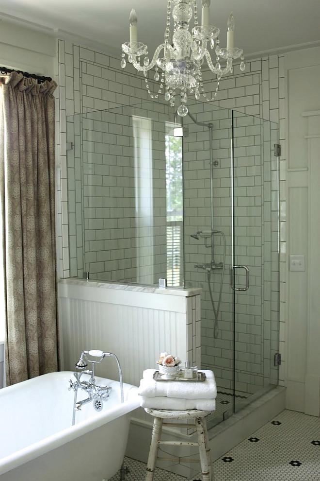 Beautiful Homes of Instagram - Home Bunch Interior Design ... on Farmhouse Bathroom Tile  id=99119