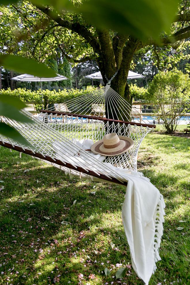 Hammock. Tree Hammock. Everlasting summer on a hammock #Hammock #TreeHammock Chango & Co.