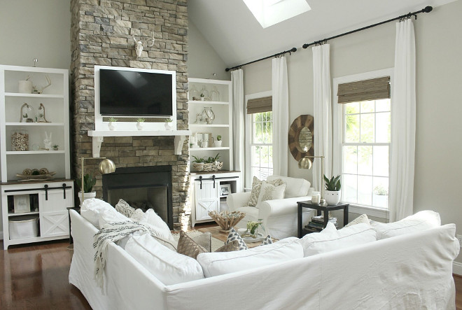 Living Ideas Color Room Gray