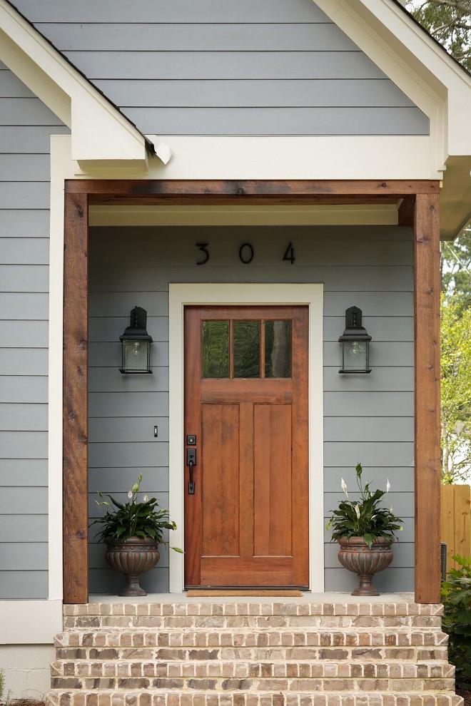 Modern Craftsman Farmhouse Design - Home Bunch Interior ... on Modern House Siding Ideas  id=21333
