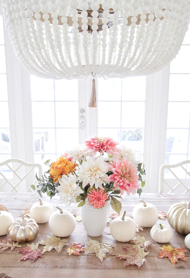 Fall Decorating Ideas. Dining room fall decorating ideas. Fresh and beautifil fall decor ideas. Fall Decorating Ideas. Dining room fall decorating ideas. Fall Decorating Ideas. Dining room fall decorating ideas #FallDecorating #FallDecoratingIdeas #Diningroomfalldecor #Diningroomfalldecoratingideas @jshomedesign