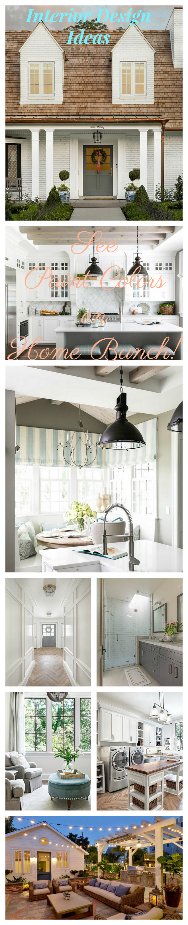 Interior Design Ideas. Interior Design Ideas Pictures, Photos, Paint Colors