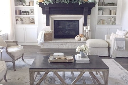 Instagram Fall Decorating Ideas   Home Bunch Interior Design Ideas Living room fall decor  Simple and beautiful without being over the top  living