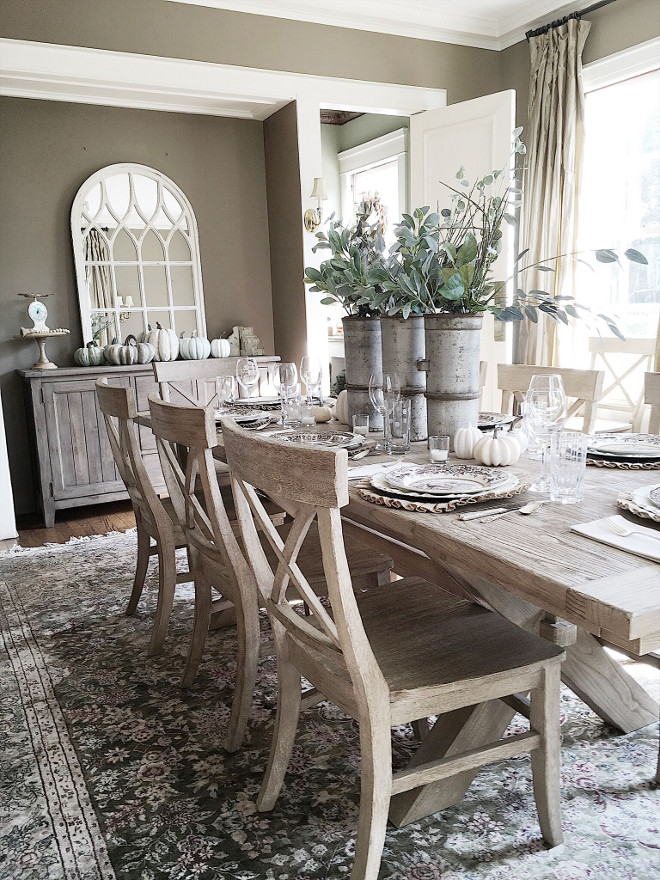 Dining room table and chairs ideas. Earlier this year we purchased new furniture for our dining room. I love the lighter wood and more casual style! Dining room table and chairs ideas. Dining room table and chairs ideas. Dining room table and chairs ideas #Diningroomtableandchairs #Diningroomtableandchairsideas Beautiful Homes of Instagram @my100yearoldhome