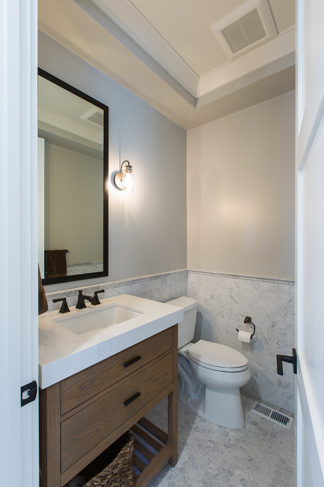 New Construction Modern Farmhouse Design Ideas - Home ... on Modern Farmhouse Shower  id=91495