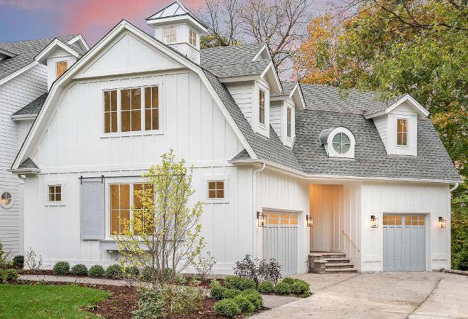 Koby Kepert: Interior Design Ideas on Garage Door Color Ideas  id=30129