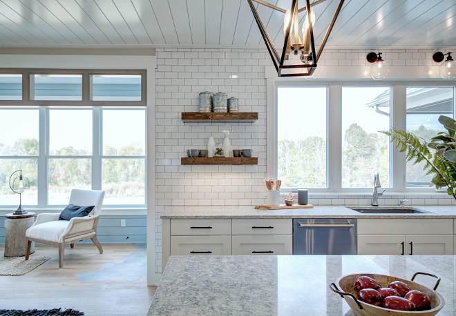 White Subway Tile White Subway Tile Kitchen White Subway Tile #WhiteSubwayTile