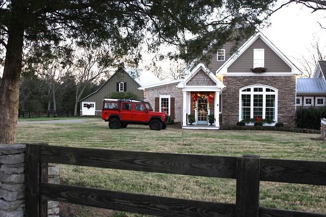 Christmas Farmhouse