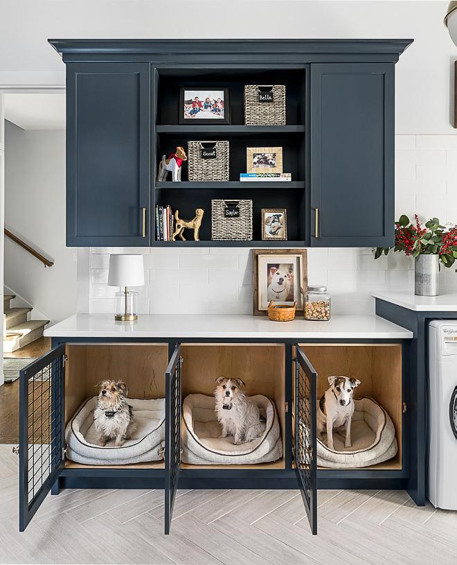 Built in Dog Kennel Mudroom Dog Kettle Cabinet Mudroom Dog Kettle Cabinet Ideas