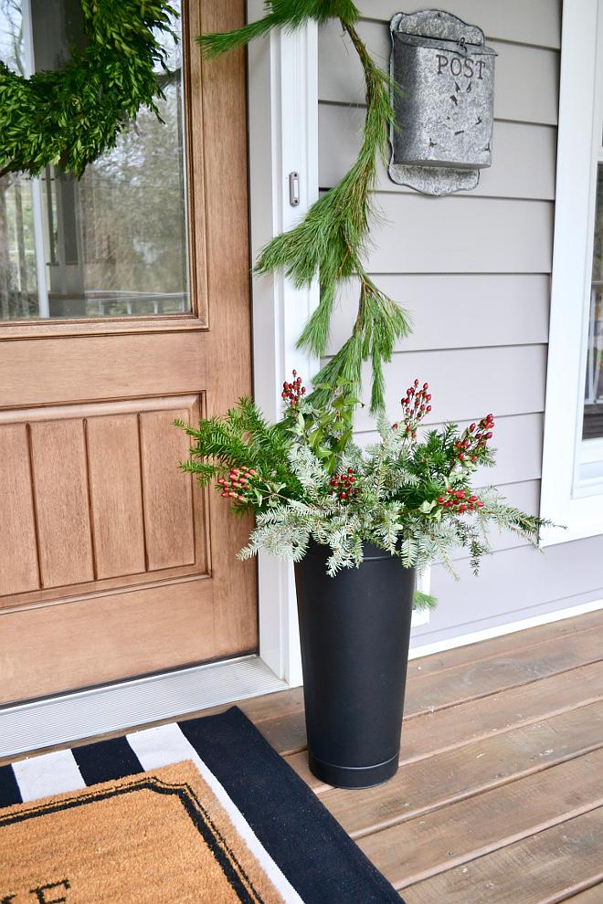 Christmas Planter Christmas Planters Christmas Planter Ideas