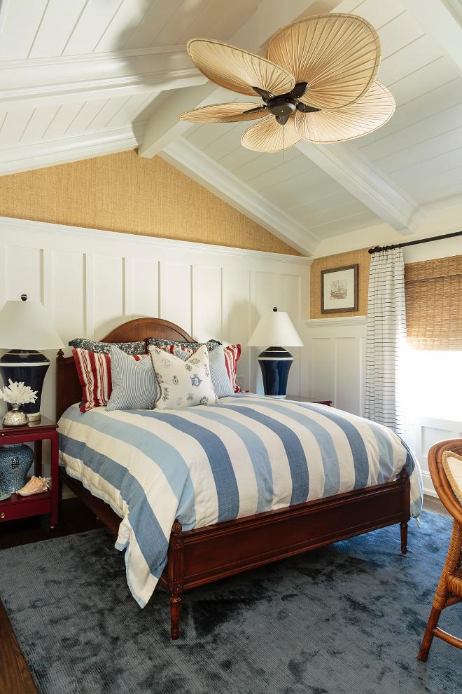 California Beach House With Classic Coastal Interiors