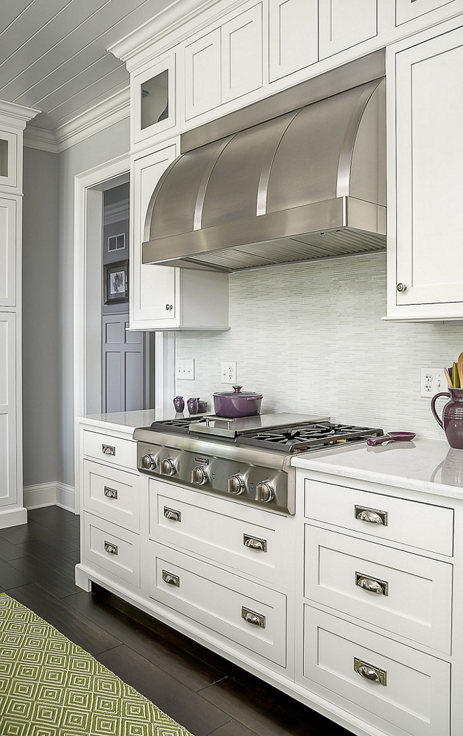 Best Paint Color White Kitchen
