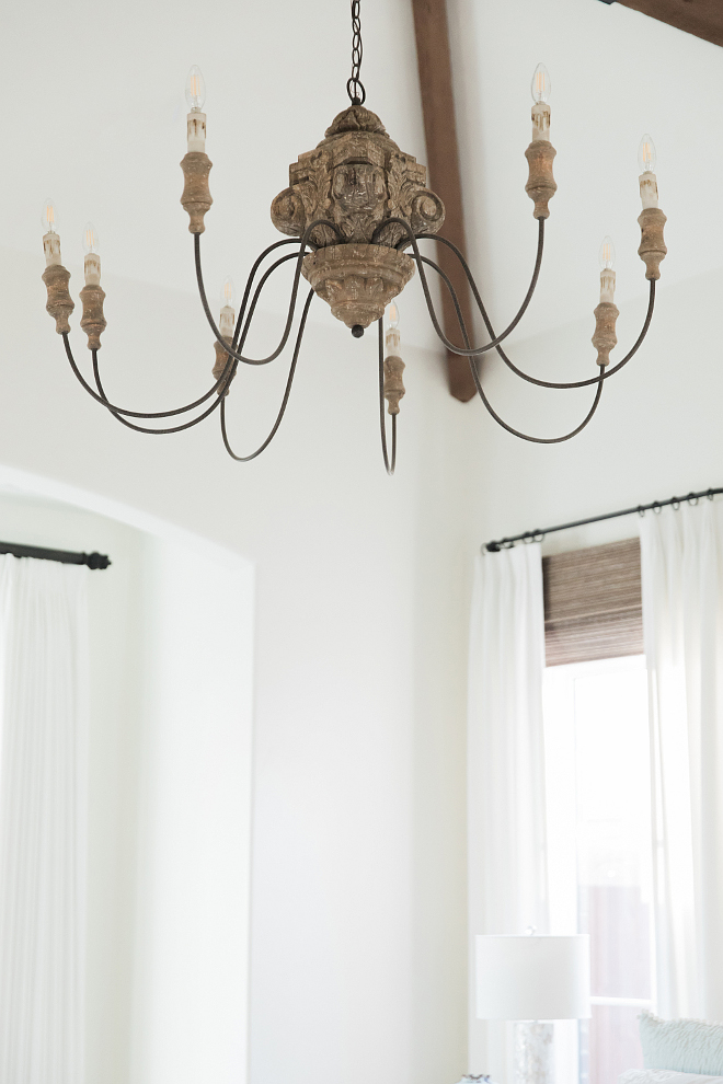 Regina Andrew wood carved chandelier French Chandelier Regina Andrew wood carved chandelier