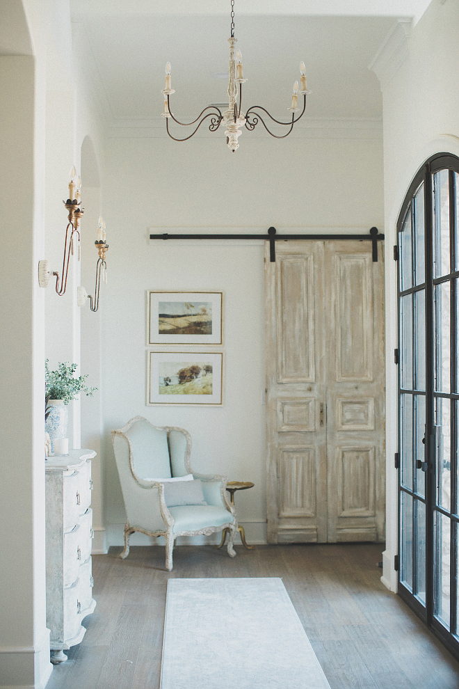 Sherwin Williams Alabaster White French Interior Paint Color Sherwin Williams Alabaster