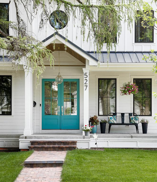 Turquoise Front Door Front Door Paint Colors Best Turquoise Front Door Paint Color Turquoise Front Door