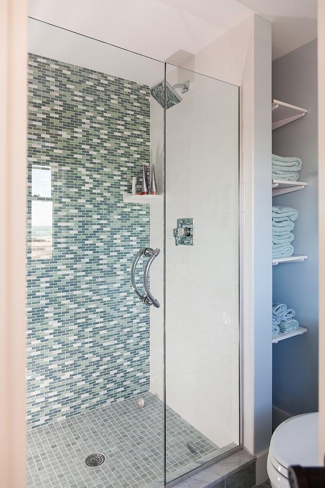 Coastal home shower tile ideas Coastal Shower Tile Inspiration