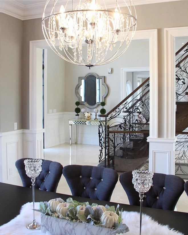 Worldly Gray by Sherwin Williams Worldly Gray by Sherwin Williams wall color