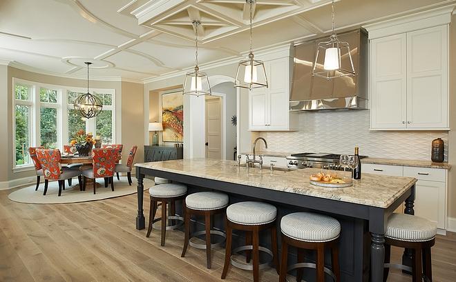 """Kitchen Hardwood Flooring European French Oak Hurst Hardwoods Color: Nevada 7-1/2"""" #kitchen #hardwoodflooring"""