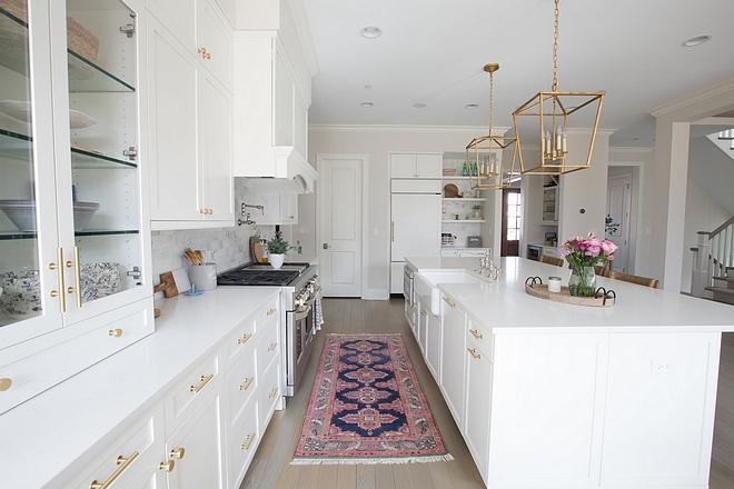 Shaker Kitchen Cabinet White kitchen Shaker Kitchen Cabinet White kitchen Classic Shaker Kitchen Cabinet White kitchen source on Home Bunch