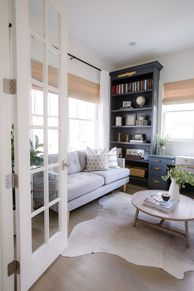Benjamin Moore Simply White Benjamin Moore Simply White Interior Paint Color #BenjaminMooreSimplyWhite #InteriorPaintColor
