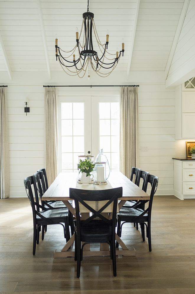 Modern Farmhouse Dining Room Modern Farmhouse Dining Room How to style a modern farmhouse dining room Modern Farmhouse Dining Room trends