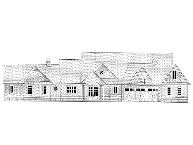 Modern Farmhouse Front Elevation Modern Farmhouse Front Elevation Floor Plans Modern Farmhouse
