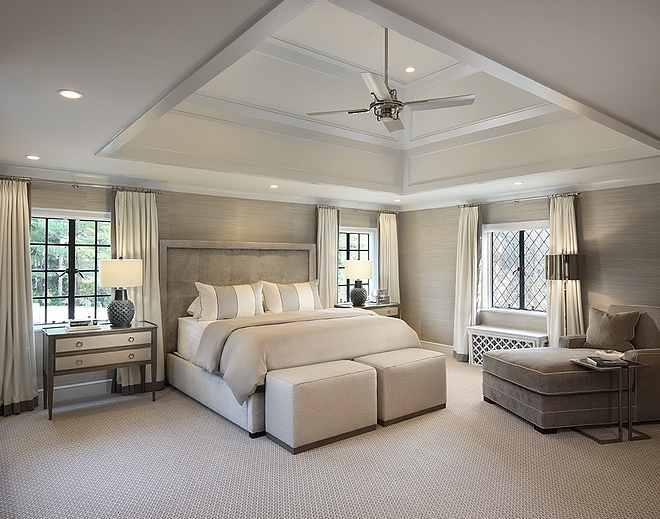 Bedroom Color Scheme Soft grays and white Bedroom Color Scheme Bedroom Color Scheme Bedroom Color Scheme #BedroomColorScheme #Bedroom #ColorScheme
