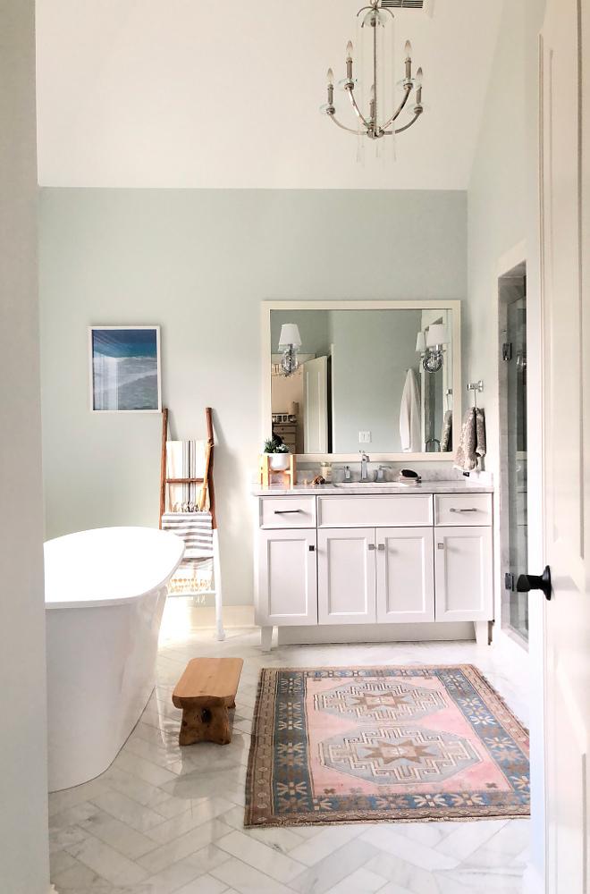Benjamin Moore Paint Color Bathroom Benjamin Moore Paint Color Light Bathroom Benjamin Moore Paint Color #BathroomBenjaminMoore #PaintColor
