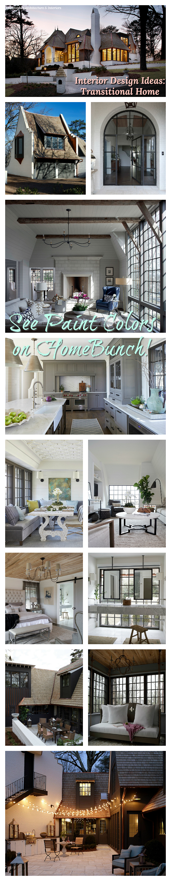Interior Design Ideas Transitional Home Paint colors Interior Design Ideas Transitional Home Paint color #InteriorDesignIdeas #TransitionalHome #paintcolor