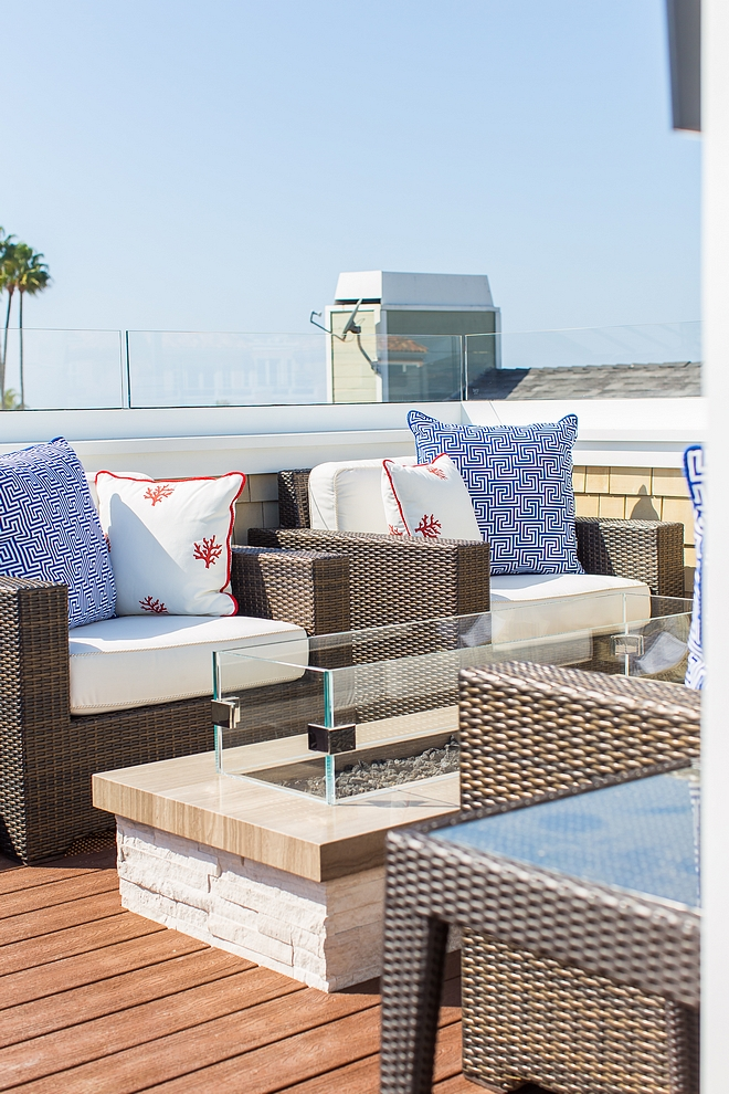 Roof Deck Roof Deck with firepit Roof Deck Roof Deck Roof Deck Roof Deck #RoofDeck