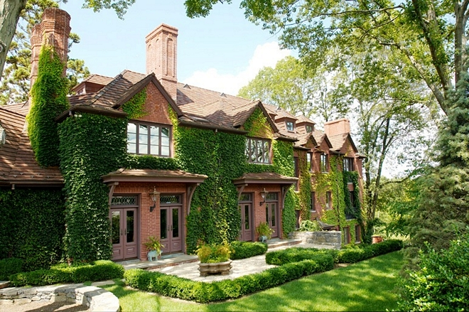 Ivy home exterior ideas